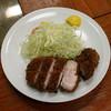 ふく屋 - 料理写真:ロースかつ単品1,500円