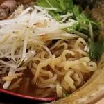 92714415 - 焼きあご塩らー麺