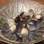 のどぐろ日本海 - しじみ酒蒸し超大粒
