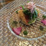 ブラッスリー ブランベック - 料理写真:前菜