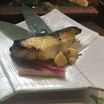 92716870 - 銀鱈の西京味噌漬け焼き