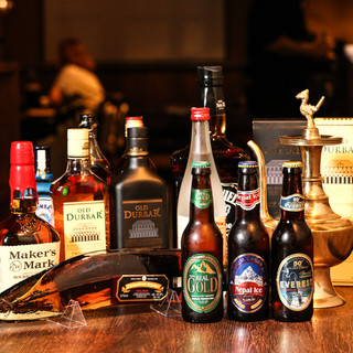 ネパールのお酒・ビール・ウィスキー・焼酎など多数