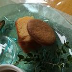 アルッガマゲ - ジンジャークッキーとプチケーキ