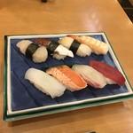 大政すし - 石松握り1200円!