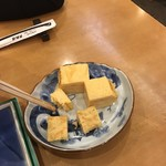 大政すし - 卵焼き摘み!