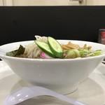 栄屋本店 - 大きな丼(日本橋タカシマヤ「東北展」)