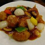 中国料理 登竜門 - やわらか酢豚