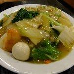 中国料理 登竜門 - 中華丼 小
