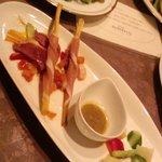 Girasole - 前菜