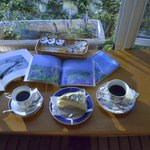 サンセット ドリーム - こだわりのコーヒーです。イタリアンローストと、ブルーマウンテンです