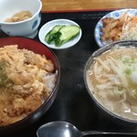 食事処 エンゼル - 料理写真:カロリーたち
