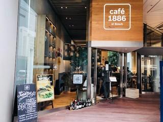 café 1886 at Bosch - ついつい立ち寄ってしまう!