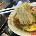 レストラン・サントピア  - 麺