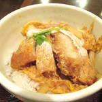 そじ坊 - 【北新地でランチ】 カツ丼と冷やし月見とろろ蕎麦