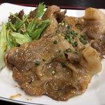 白頭山 - 生姜焼き