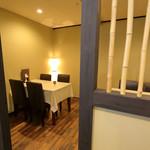 町家カフェ 燦々 - 個室もございます。