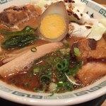 桂花ラーメン - 太肉麺980円