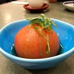 92725446 - 特製浸しトマト