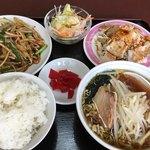 中国料理 萬龍 - 日替わりランチ