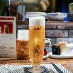 私房菜 すみよし - ☆生ビール