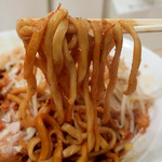 麺屋 味方 - 汁なし・麺250g・ニンニクアブラフライドオニオン(750円)