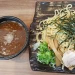 麺屋 めんこい - 料理写真:「魚介豚骨つけ麺」(2018年9月14日)