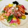 幸哉 - 料理写真:見ているだけでも楽しくなる彩り豊かな前菜はもちろん食べても美味しかったぁ♪
