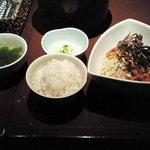 和・Dining 伊達蔵 - 盛岡冷麺と麦とろめし定食