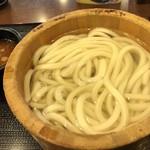 丸亀製麺 - 釜揚げうどん
