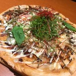 Wine&Bird Diner - 照り焼きチキンピッツァ
