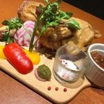 Wine&Bird Diner - 鶏半身