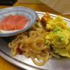 Tachinomishuu - 料理写真:平日限定ワンコインセット、内容は日替わりです