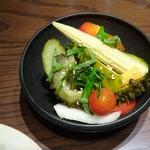 日本百貨店さかば - 野菜のピクルス