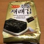 班家食工房 - お土産に買った韓国海苔