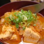 立ち呑み しゅう - 豚キムチ鍋