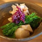 タキギヤ - 里芋煮