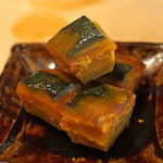 タキギヤ - かぼちゃ煮