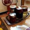 丸福餃子 - 料理写真:卓上