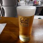テーブル ダブリュー - ビール