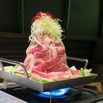 92737451 - 肉タワー鍋