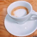 カムズ フロム グッド コーヒー -