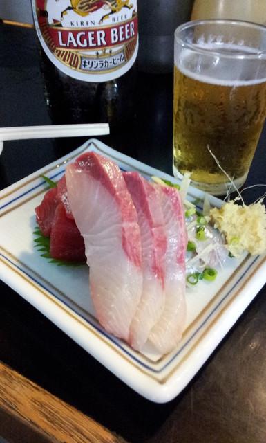 ミツワ - 刺身 500円