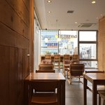 Cafe MUJI - 店内