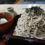 そば処陣中いし井 - 料理写真: