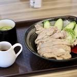 餃子の王将 - カオマンガイ