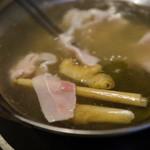 肉のヒマラヤ Teppan - 松坂豚