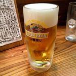 92745978 - 生ビール キリン一番搾り