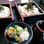山本屋総本家 - 料理写真:笊きしめん700円