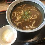 麺や ほり野 - カレーうどん650円