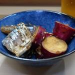 家庭料理 小川 - さんま煮